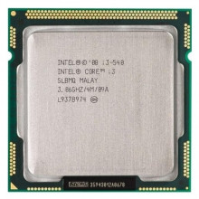 Процессор Intel Core i3-540