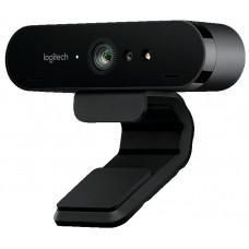 Веб-камера Logitech Brio Ultra HD Pro