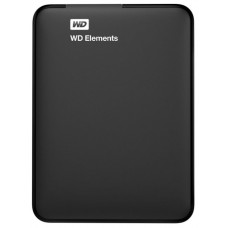 Внешний жесткий диск Western Digital WD Elements Portable 1 TB (WDBUZG0010BBK-WESN)