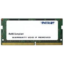 Оперативная память 16 ГБ 1 шт. Patriot Memory PSD416G24002S