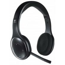 Компьютерная гарнитура Logitech Wireless Headset H800