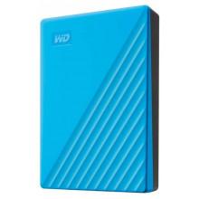 Внешний HDD Western Digital My Passport 4 ТБ