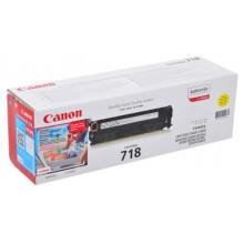 Картридж Canon 718Y (2659B002)