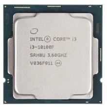 Процессор Intel Core i3-10100F