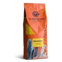 Кофе в зернах Sorpreso Espresso
