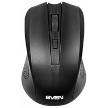 Беспроводная мышь SVEN RX-300 Wireless Black USB