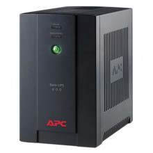 APC by Schneider Electric Back-UPS 800VA with AVR 4 Schuko