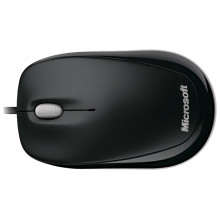Мышь Microsoft Compact Optical Mouse 500 Black USB